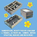 Hairdressing Salon, Beauty Parlour & Nail Bar
