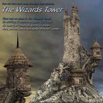 The Wizard's Tower - Poser